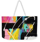 Crossing Paths Weekender Tote Bag
