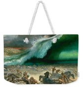 Crossing The Red Sea Weekender Tote Bag by Anonymous