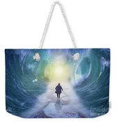 Crossing The Red Sea  Weekender Tote Bag