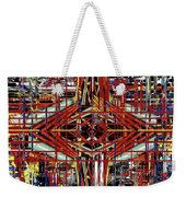 Crossing To Eye V 3 Weekender Tote Bag