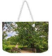 Crossing Toms Creek Weekender Tote Bag
