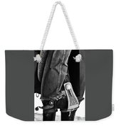 Cross's Spurs II Weekender Tote Bag