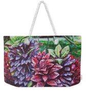 Crotons 1 Weekender Tote Bag