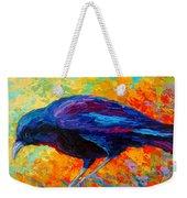 Crow IIi Weekender Tote Bag