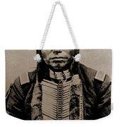 Crow King Weekender Tote Bag