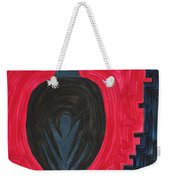 Crow Original Painting Weekender Tote Bag