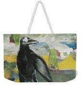 Crow Ruckus Weekender Tote Bag