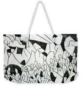 Crowd Weekender Tote Bag