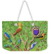 Crowded Tree Weekender Tote Bag
