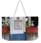 Crown Blue Weekender Tote Bag
