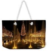 Crown Center Christmas 2 Weekender Tote Bag