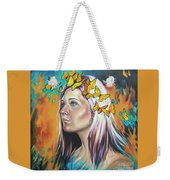 Crown Of Transformation Weekender Tote Bag
