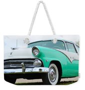 Crown Victoria Weekender Tote Bag