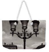Crowned Luminaires In Paris Weekender Tote Bag