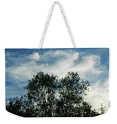 Crowned Trees Weekender Tote Bag