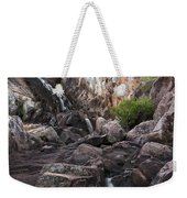 Crows Nest Falls During The Day. Weekender Tote Bag