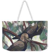 Crows Weekender Tote Bag