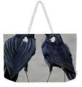 Crows Weekender Tote Bag