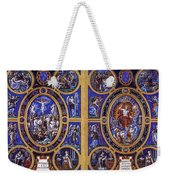 Crucifixion And Resurrection  Weekender Tote Bag