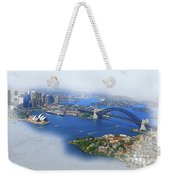 Cruise Sydney Weekender Tote Bag
