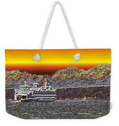 Cruisin The Sound Weekender Tote Bag