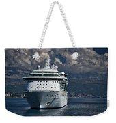 Cruising The Adriatic Sea Weekender Tote Bag