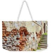Crumbling Wall Weekender Tote Bag