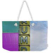 Crump Water Weekender Tote Bag