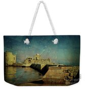 Crusaders Sea Castle Weekender Tote Bag