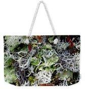 Crushed Lichen Weekender Tote Bag