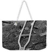 Crutch Weekender Tote Bag