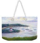 Cruz Bay Remembered Weekender Tote Bag