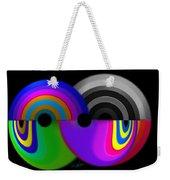Crystal Ball Weekender Tote Bag