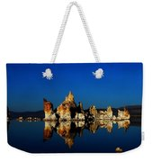 Crystal Blue Persuation Weekender Tote Bag
