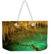Crystal Cave Hamilton Parish Bermuda Weekender Tote Bag