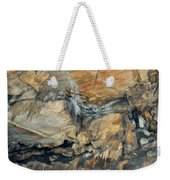 Crystal Cave Marble Formations Portrait Weekender Tote Bag