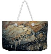 Crystal Cave Marble Weekender Tote Bag