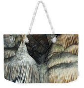 Crystal Cave Portrait Sequoia Weekender Tote Bag