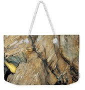 Crystal Cave Wall Formations Weekender Tote Bag