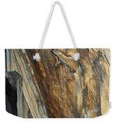 Crystal Cave Walls Weekender Tote Bag