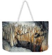 Crystal Cave Waves Weekender Tote Bag