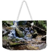 Crystal Clear Creek Weekender Tote Bag