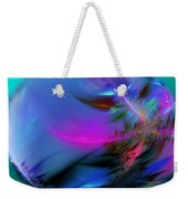 Crystal Egg Weekender Tote Bag
