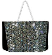 Crystal Ice Weekender Tote Bag