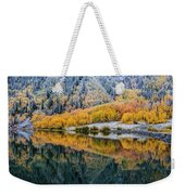Crystal Lake Area 1 Weekender Tote Bag