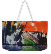 Crystal Quarry Weekender Tote Bag