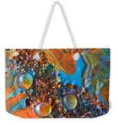 Crystal Reef Of The Keys Weekender Tote Bag