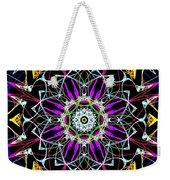 Crystal Sun Weekender Tote Bag