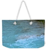 Crystal Waters Weekender Tote Bag