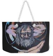 Crystal Wizard Weekender Tote Bag